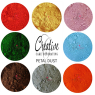 Creative Cake Decorating Petal Dust