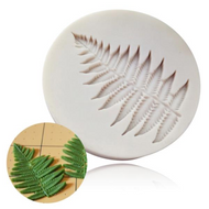Fern Silicone Mould