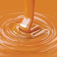 Caramel Ganache 250g (Ready To Use)