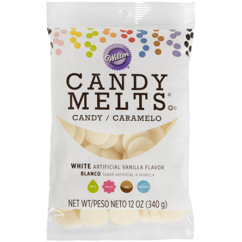Wilton White Candy Melts 340g Bake Deco Warehouse