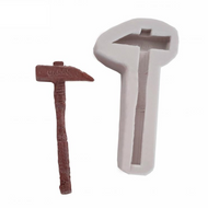Hammer Silicone Mould