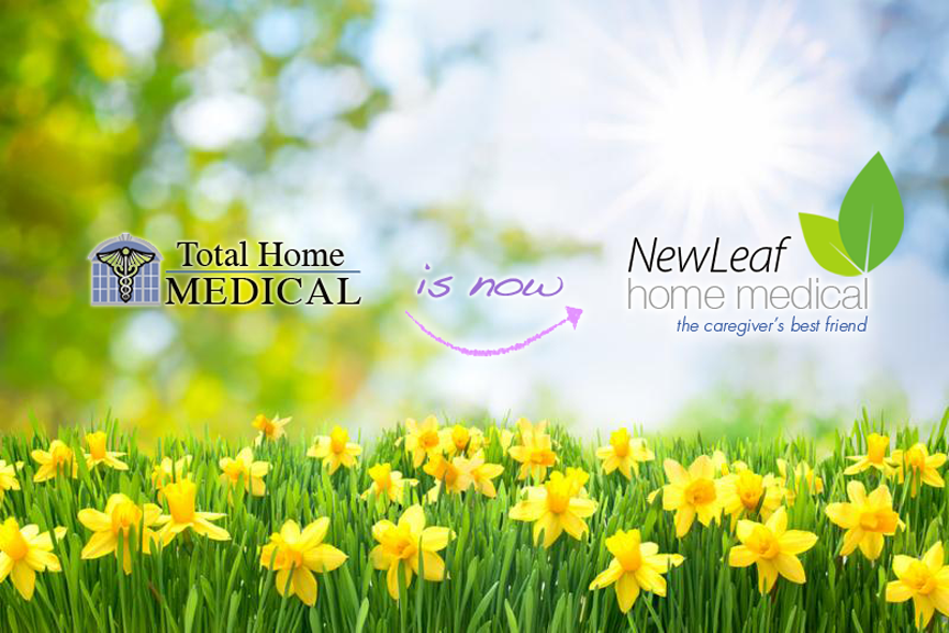 Total Home Medical is now NewLeaf Home Medical