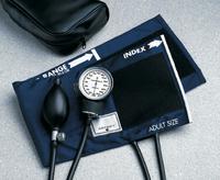 """Basic Pocket-Style Sphygmomanometer with Nylon Cuff - Large, Adult Arm, 13.5"""" - 19.5"""""""