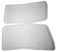 Replacement Side Panels for Invacare Traditional Basic 3-Position Recliner 6074A (Left and Right)