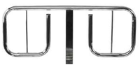Invacare Bariatric Half-Length Bed Rail for BAR600IVC Bed, Pair