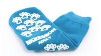 Terries Above the Ankle Slipper Socks - Single Imprint