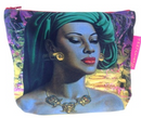 Tretchikoff Balinese Girl Cosmetic Bag