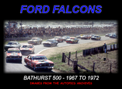 Ford GT's - Bathurst '67 to '72 - 80 Page Hard Cover Book - Pictorial History