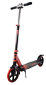 Kick Scooter with 1 Suspension Shock and 200mm Wheels for Adult / Teenager - RED