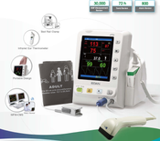 Edan M3P Vital Signs Monitor
