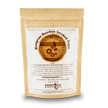 Bluegrass Bourbon Smoked Sugar