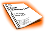 Details of Marriage Laws