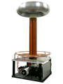 High Power Large Tesla Coil, 220V