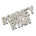 Support Romney Ryan with this elegant crystal pin featuring diamond like Swarovski crystals. Approx. 2""