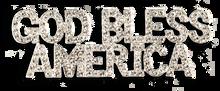 "Wear the ""God Bless America"" pin/brooch with pride.Diamond like Swarovski crystal, silver-plate brooch/pin. Size: 2.25""w x 1.75""h"
