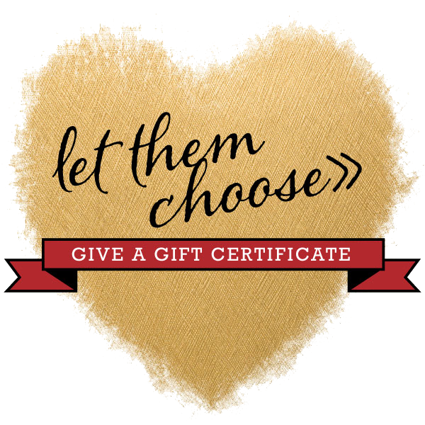 Gift Certificate for Valentine's Day