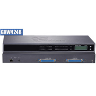 Grandstream Networks GXW4248 VoIP gateway w/ 48 telephone FXS ports