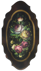 DVD1054 Victorian Floral Tray