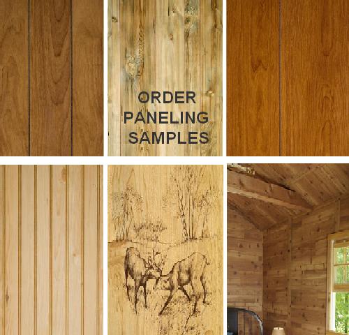 Plywood Wall Paneling : Plywood paneling wall panel samples