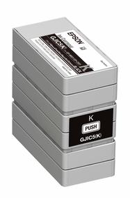 Epson GP-C831 Black Ink Cartridge GJIC5