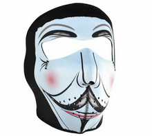 Guy Fawkes Neoprene Face Mask