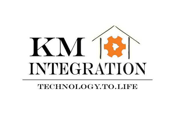 km integration  custom home automation system design
