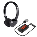 DETEKNIX WIRELESS ATPRO/GOLD TRANSMITTER AND LITE HEADPHONES