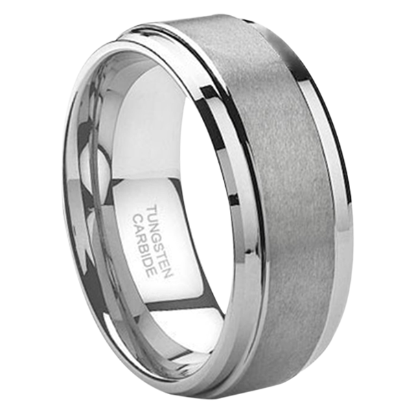 Tungsten Versus Gold Mens Wedding Bands Mens Wedding Bands