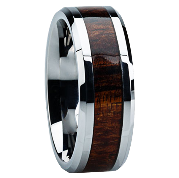 to see their vast collection of precious and exotic inlay rings made in wood antler meteorite and dinosaur bone please see the following link - Dinosaur Bone Wedding Ring