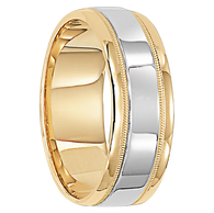 7 mm 14kt. Gold Handcrafted in U.S. - Copenhagen
