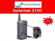 Aetertek 215C-550-2 600 Yard 2 Dogs Training Anti Bark Collar