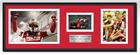 Sebastian Vettel Ferrari Signed Photograph / Frame - Singapore Win 2015 - 3