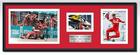 Sebastian Vettel Ferrari Signed Photograph / Frame - Malaysia 1st Ferrari Win 2015 - 3