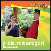 Hola, mis amigos! Student DVD