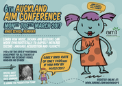 6th Auckland NZ AIM Conference (French, Mandarin, Spanish) 03/2017