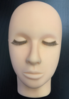 Mannequin Head W/ Practice Eyelashes