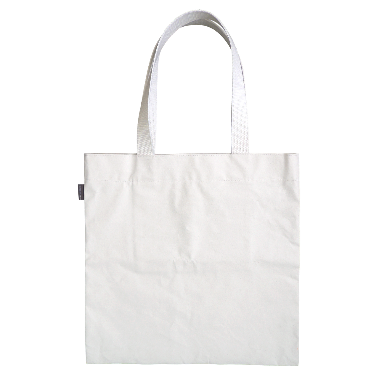 P.I.Y Primed Canvas Simple Tote with Cotton Straps