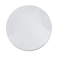 Sterling Silver Blank Discs, 3/8-Inch
