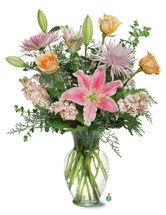 Flirty Floral