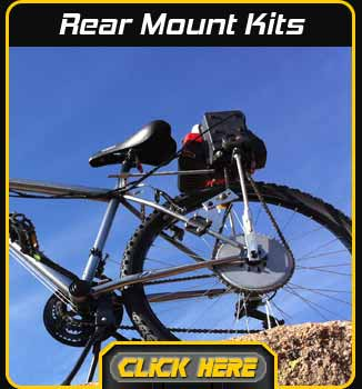 Bikes With Motors Gas rear mount motor kit home jpg