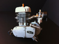 70cc 80cc Center Mount Gas Powered, 2-Cycle Engine for Motorized Bicycle (MOTOR ONLY) - Centrifugal Clutch