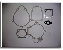Center mount gasket kit for for 60cc Motor gas motorized bicycle plans.