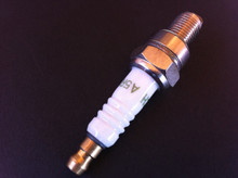 Photo depicting spark plug.
