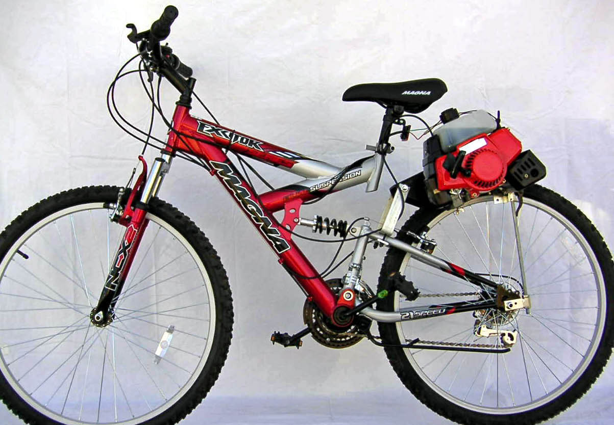Honda friction drive bicycle engines honda free engine for Little motors for bicycles