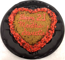 cookie cake abilene tx