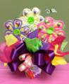3 Flower Cookies