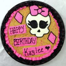 custom design cookie