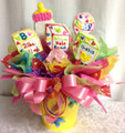 cookie bouquet for new born
