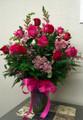 2 Dozen Mixed Premium Roses
