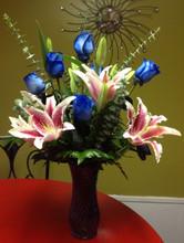 blue roses abilene tx